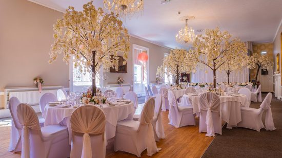 ballroom wedding breakfast kings head richmond